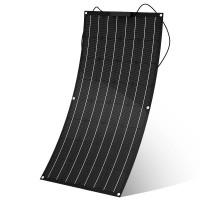 Mono flexible solar panel 100w 200w 400w  for 10000 watt solar panel system