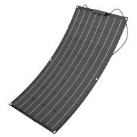 50w 100w 150w 200w 250w 300w 120w 18v flexible solar panel ETFE Semi Flexible Industrial Solar Panel