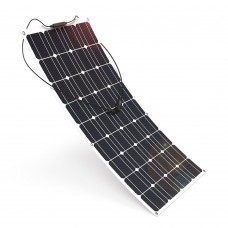 Highest Efficient 100W 12V Solar panel solar cell; A grade monocrystalline solar cell 125mm*125mm, panel solar battery charger