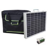 50w 18V Portable Folding solar panel Polycrystalline Panel photovoltaic for home 12V battery charger caravan sunpower
